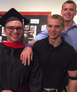 Gary, Dale, and Carl May 31, 2015